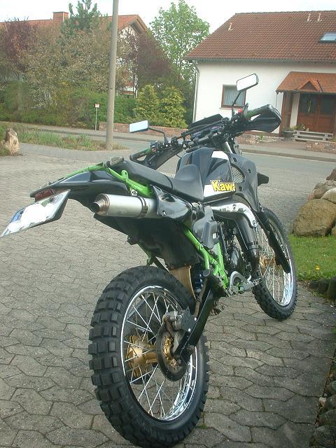 Kawasaki Kxm