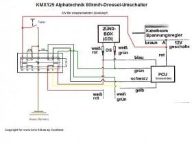 E-Drossel-Relais-Schalter - FAQ - KMX-Community